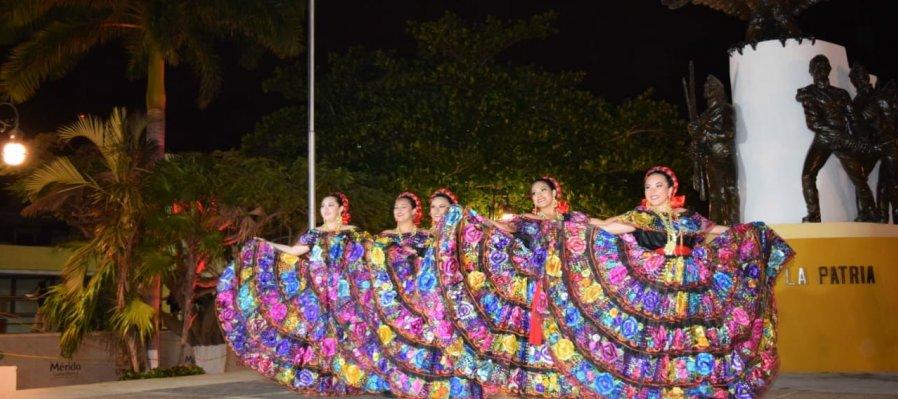 Ballet representativo del Ayuntamiento de Mérida