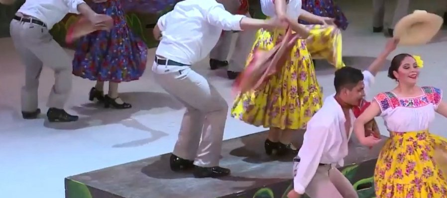 Ballet Folklórico de la Universidad de Guanajuato