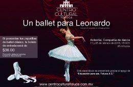 Un ballet para Leonardo