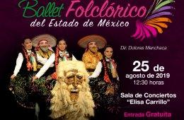 Ballet Folclórico del Estado de México