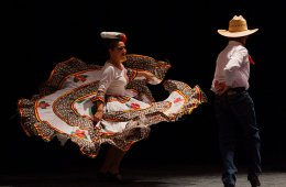 40 aniversario Ballet Folklórico Octavio García Frausto