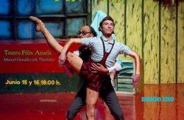 Pinocho el ballet