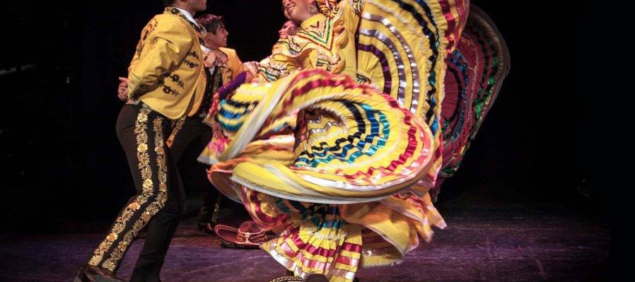 Temporada del Ballet Folclórico del Ayuntamiento de Guadalajara