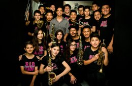 Big Band Infantil y Juvenil de Pavel Loaria