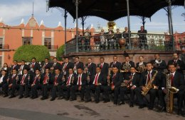 Music Band of the State of Querétaro