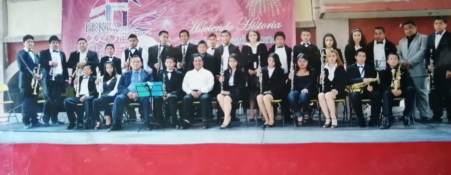 Torres Philharmony Childrens and Youth Symphony Band of Coyotepec