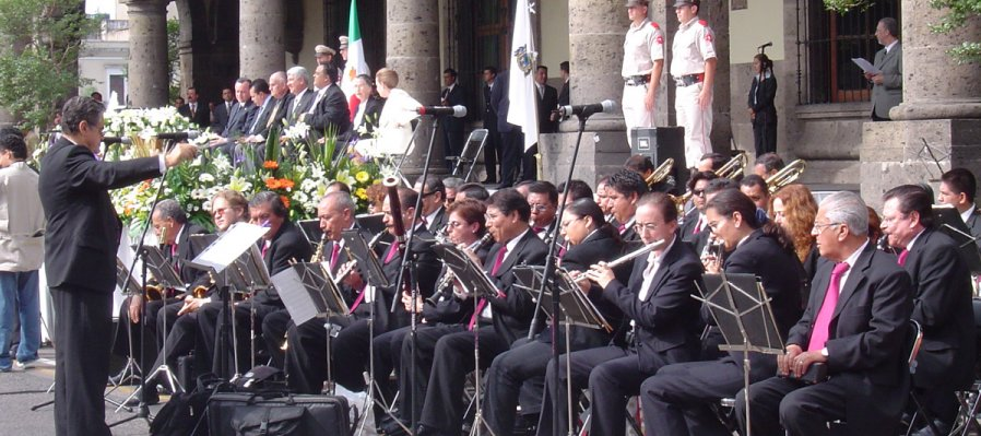 Serenades by the Music Band of the State