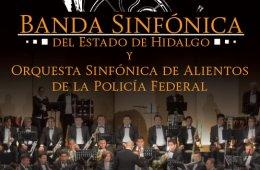 Concierto 117 Aniversario de la Banda Sinfónica del Esta...
