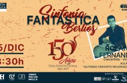 Sinfonía Fantástica - 150 años Berlioz