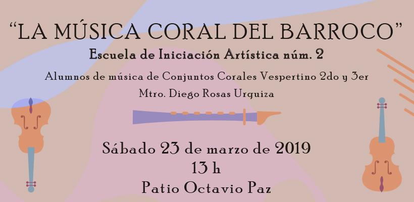 La música coral del Barroco