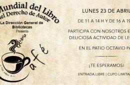 Celebración del Día Mundial del libro y del Derecho de ...