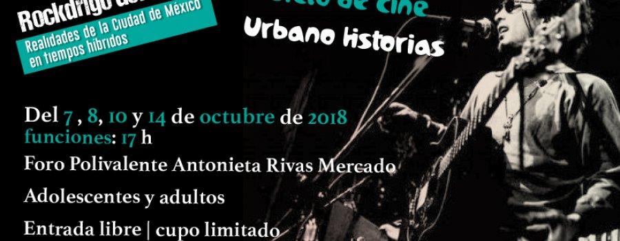 Ciclo de cine: Urbano historias