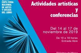 Programación artística y conferencias