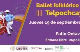 Ballet folklórico Telpochcayotl