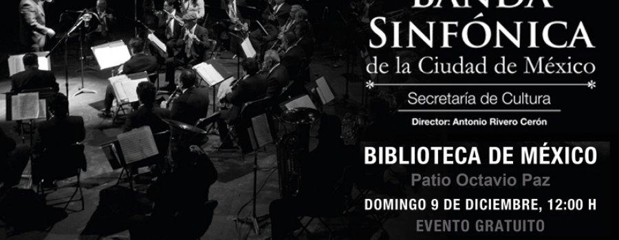 Banda Sinfónica  de la Ciudad de México
