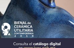 Catálogo 9ª Bienal de Cerámica Utilitaria Contemporán...