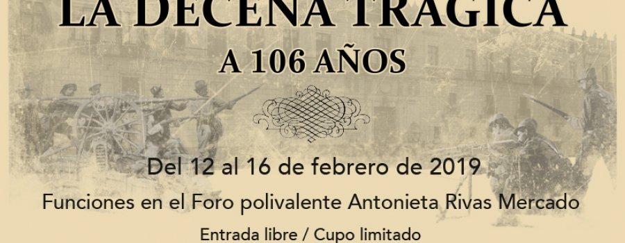 Heroes anónimos: La Decena Trágica I / (los rencores)