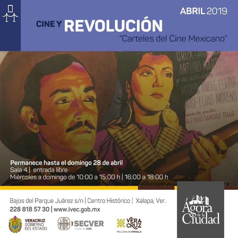 Cinema and Revolution, Mexican Cinema Posters