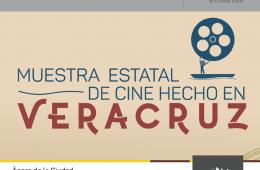 Muestra Estatal de Cine Hecho en Veracruz