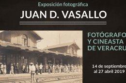Exposición fotográfica Juan D. Vasallo