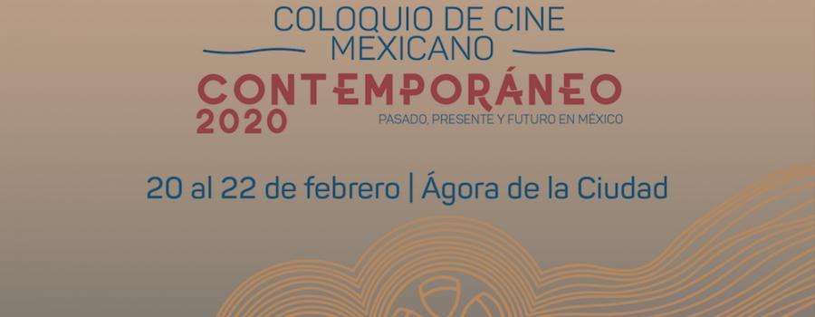 Coloquio de cine mexicano contemporáneo