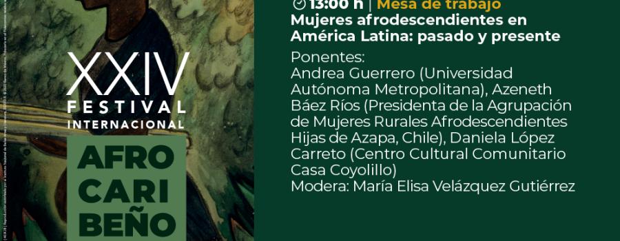 Mujeres afrodescendientes en América Latina: pasado y presente