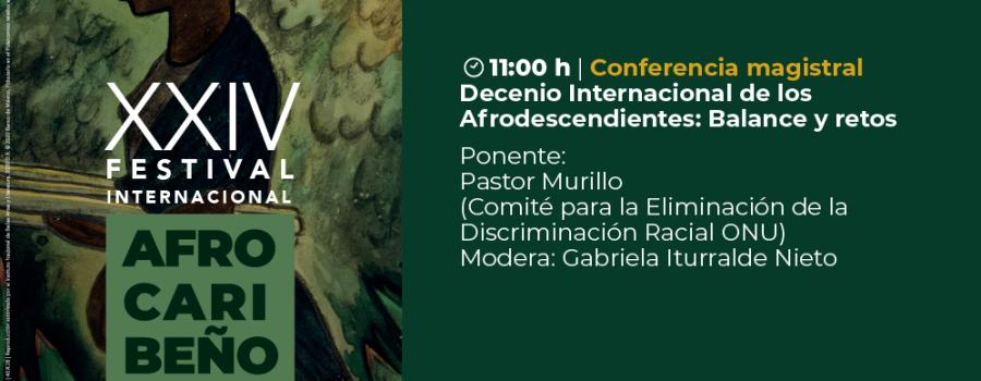 Decenio Internacional de los Afrodescendientes: Balance y retos