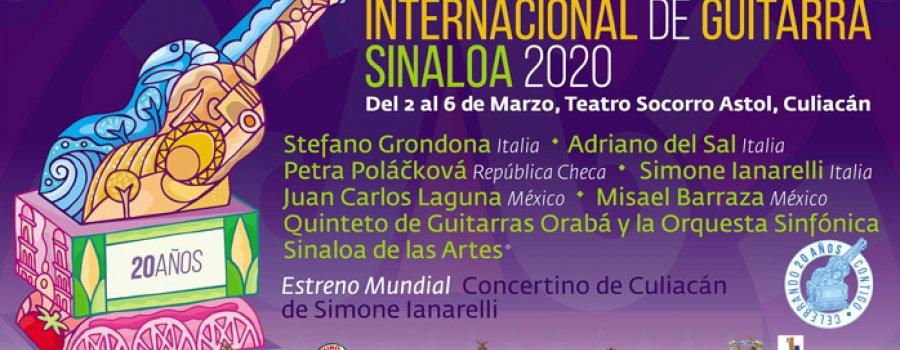 XX Festival Internacional de Guitarra