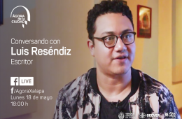 Conversando con Luis Reséndiz