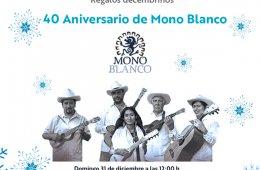 Ciclo de conciertos especiales OSN. Mono Blanco