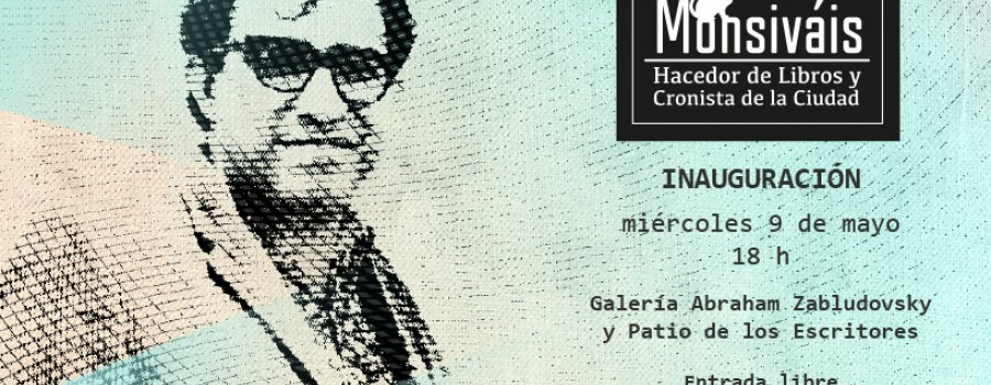Carlos Monsiváis: el hacedor de libros, el cronista de la ciudad