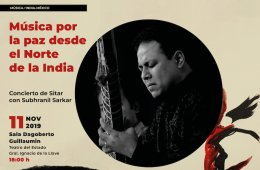 Music for peace from North India