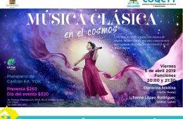 Música Clásica en el Cosmos
