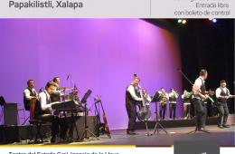 Orquesta de Salsa de la SEV Papakilistli, Xalapa