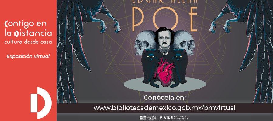 Un encuentro con Edgar Allan Poe
