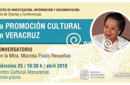 La promoción cultural en Veracruz