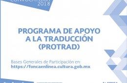 Programa de Apoyo a la Traducción (Protrad)