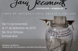 Yani Pecanins. Homage Exhibition