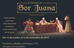 The Olympus of Sor Juana