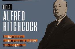 Alfred Hitchcock en la Biblioteca de México
