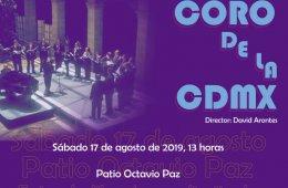 Coro de la CDMX