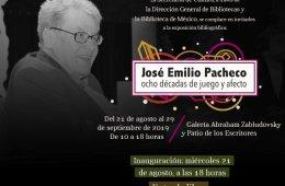 José Emilio Pacheco: ocho décadas de juego y afecto