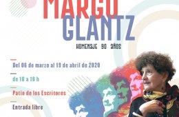 Rastros y apariciones de Margo Glantz. Homenaje 90 años