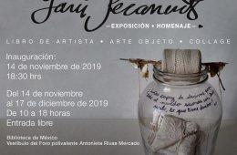 Yani Pecanins. Exposición homenaje