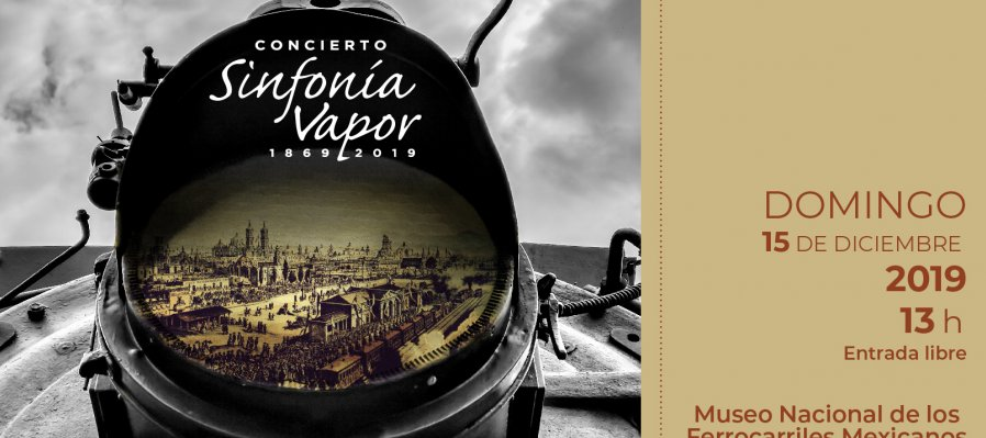 Concierto Sinfonía Vapor