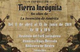 Tierra Incógnita. 60 años de La Invención de América