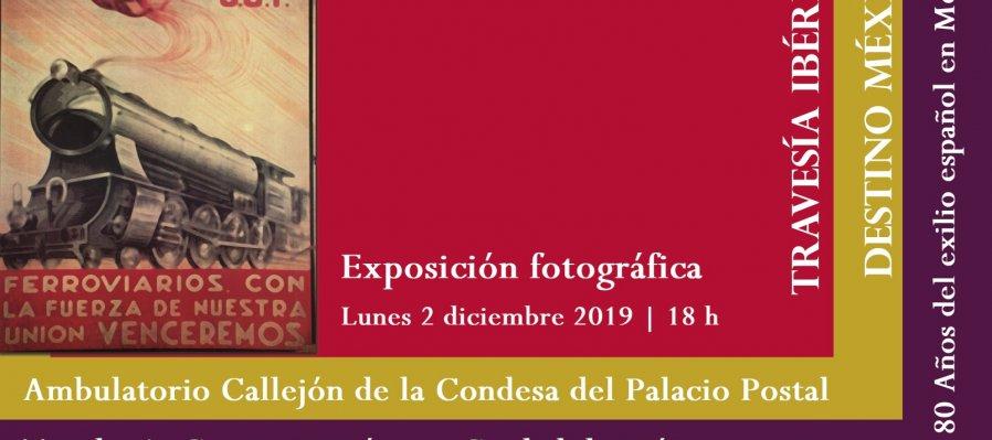 Travesía Ibérica. Destino México