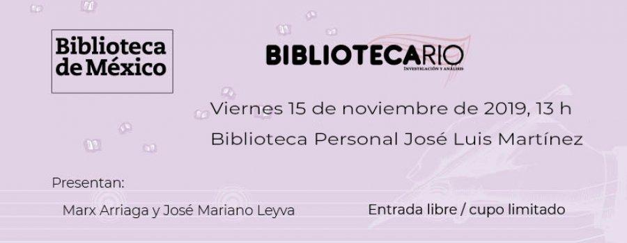 Presentación de las revistas Bibliotecario y Biblioteca de México