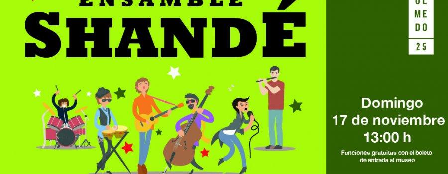 Shandé Ensemble at the Olmedo