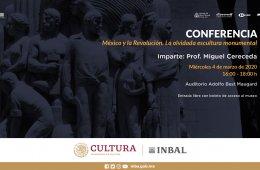 México y la Revolución. La olvidada escultura monumenta...